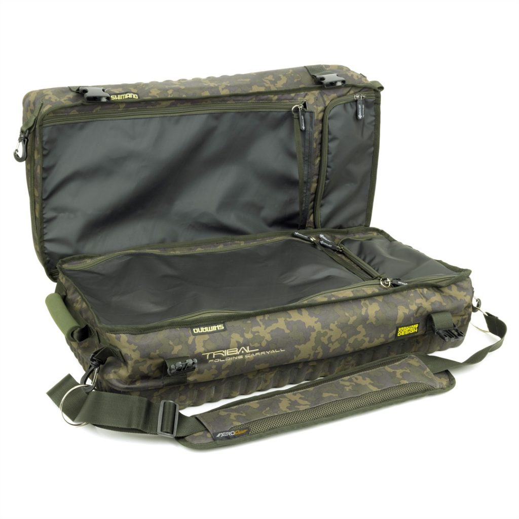 Shimano Tribal XTR 1//4 Rig Pouch